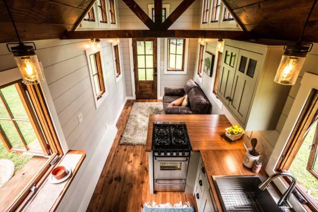 """Millennials aderem às """"tiny houses"""": casas móveis, eficientes e a partir de 36.500 euros"""